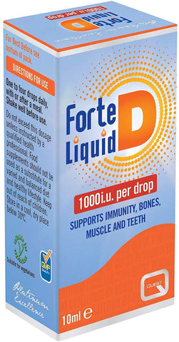 Quest Forte D 4000iu Liquid 10ml