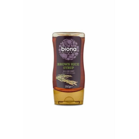 Biona Org Rice Syrup - Size: 330g