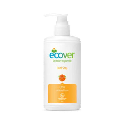 Ecover Hand Wash Citrus 250ml (Pack of 6)