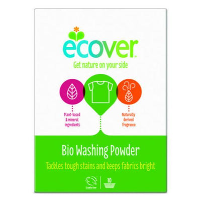 Ecover Concentrated Bio Washing Powder 750g