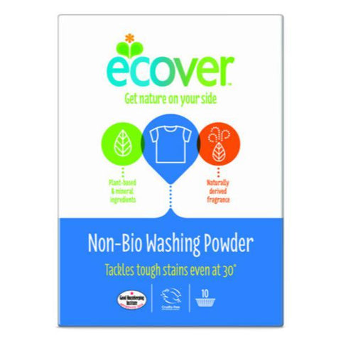 Ecover Concentrated NonBio Washing Powder 750g