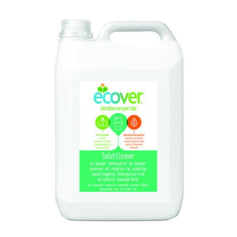 Ecover Toilet Cleaner 5 Litre