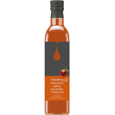Clearspring Apple Balsamic Vinegar - Organic 500Ml