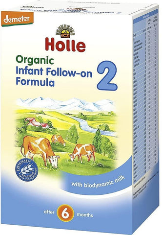 Holle Organic Baby Milks - Goats Milk Formula - Single Carton, 400g