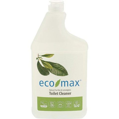 Eco-Max Toilet Cleaner - Tea Tree 1Ltr