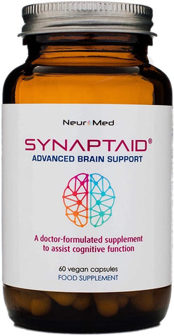 Synaptaid Advanced Brain Support 60 Capsules
