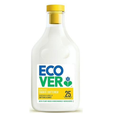 Ecover Fabric Softener - Gardenia & Vanilla 750ml