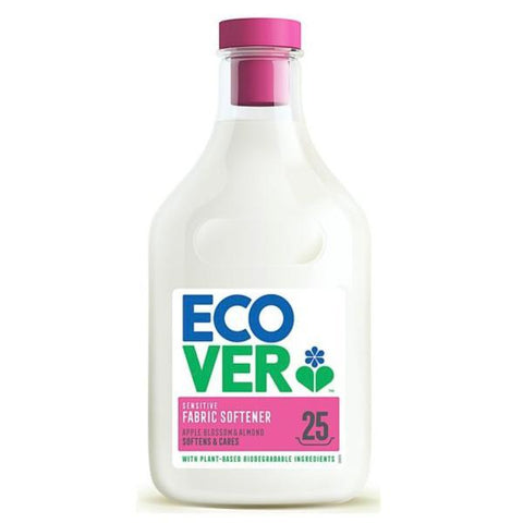 Ecover Fabric Softener - Apple Blossom & Almond 750ml