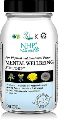 Natural Health/P Mental Wellbeing Support 90 Capsules