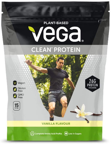 Vega Clean Protein Vanilla Powder 525g