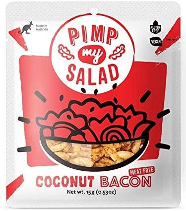 Pimp my Salad Coconut Bacon Value Pouch 125g