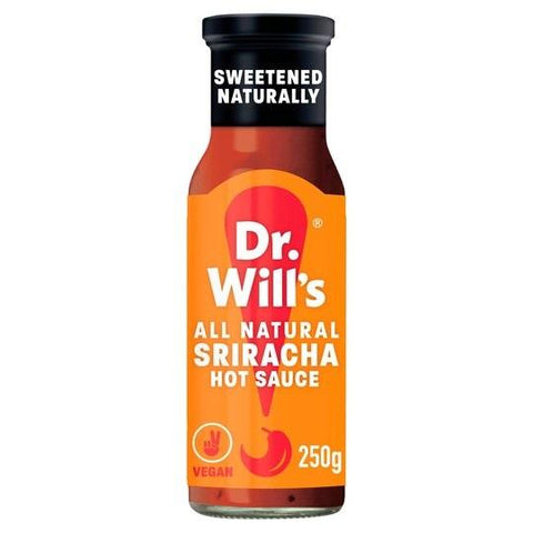 Dr Wills  Sriracha Hot Sauce 250g (Pack of 6)
