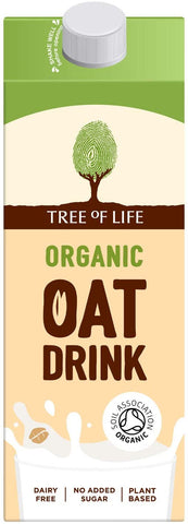 Tree Of Life Organic Oat Drink 1L
