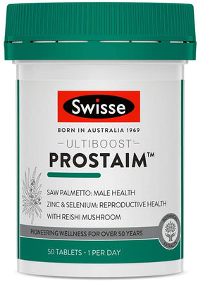 Swisse Ultiboost Prostaim 30 Tablets