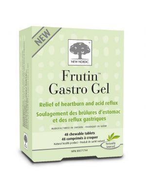 New Nordic Fruitin Gastro Gel 60 Tablets