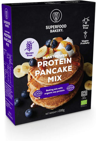 Superfood Bakery Organic Plant Protein Pancake Mix 200g
