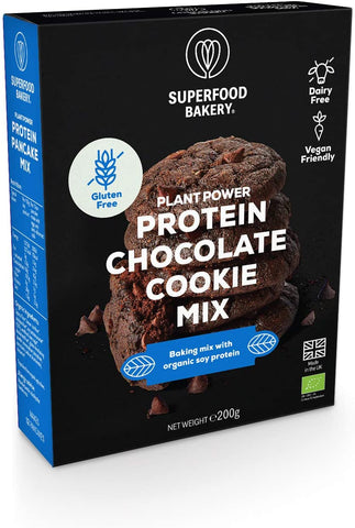 Superfood Bakery Plant Protein Chocolate Cookie Mix 200g