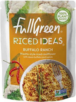 Fullgreen Riced Ideas Buffalo Ranch 200g (Pack of 6)