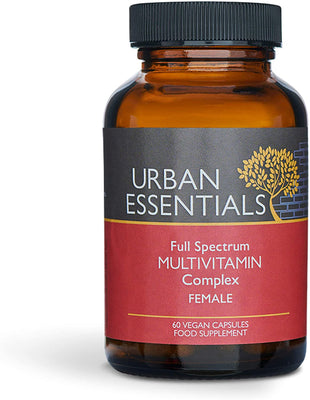 Urban Essentials  Full Spectrum Multivitamin Female 60 Capsules
