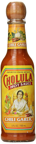 Cholula Chilli Garlic Hot Sauce 150ml