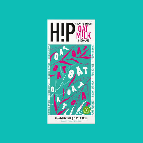 hip choc Original Oat Milk Chocolate  70g (Pack of 12)