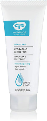 Green People Org Hydrating After Sun Lotion 100ml