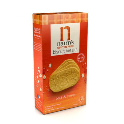 Nairns Nairns Biscuit Breaks - Oat & Syrup 160g