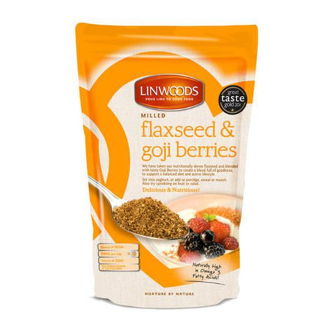 Linwoods Milled Flaxseed & Goji 200g