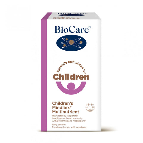 Biocare Children Mindlinx Multinutrient 150 g powder
