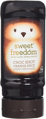 Sweet Freedom Choc Shot Orange Spice 320g