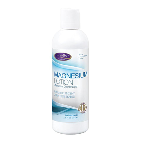 Life Flo Magnesium Lotion 236ml