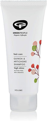 Green People Quinoa & Artichoke Shampoo Travel Size 100ml