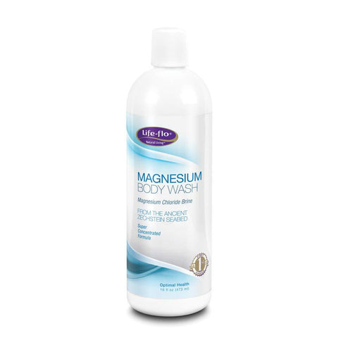 Life Flo Magnesium Body Wash 473ml