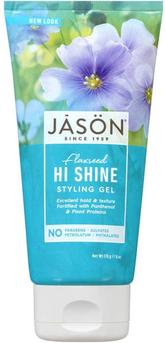 Jason HiShine Styling Gel 180ml