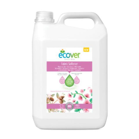 Ecover Fabric Softner Apple 5 Litre