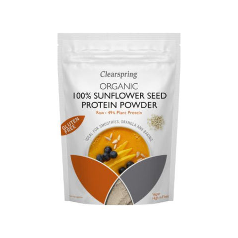 Clearspring Organic Sunflower Seed Protein Powder 350g