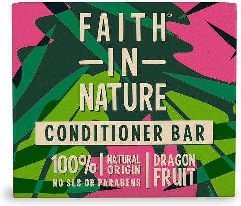 Faith In Nature Dragonfruit Conditioner Bar 85g