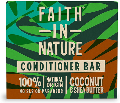 Faith In Nature Coconut & Shea Conditioner Bar 85g