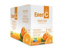 Ener-C Orange Sugar Free 30sach (Pack of 12)