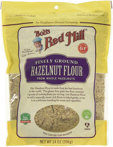 Bobs Red Mill Natural Hazelnut Meal Flour 396g