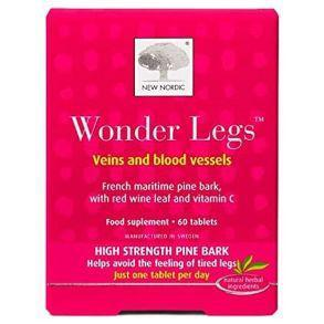 New Nordic Wonder Legs 60 Tablets