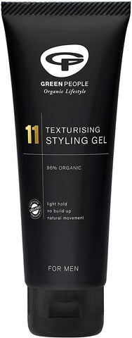 Green People No.11 Texturizing Styling Gel 100ml