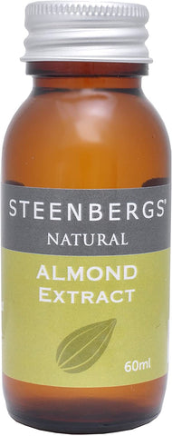 Steenbergs Almond Extract 60ml