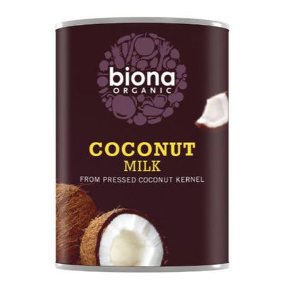 Biona Organic Coconut Milk 400ml