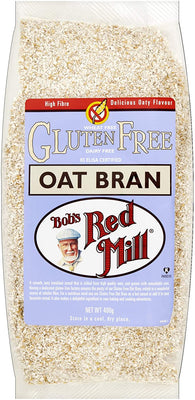 Bobs Red Mill G/F Pure Oat Bran 400g