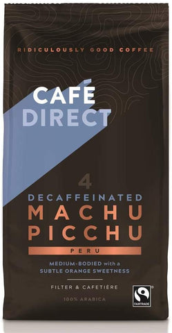 Cafédirect Decaf Machu Picchu Coffee 227 g