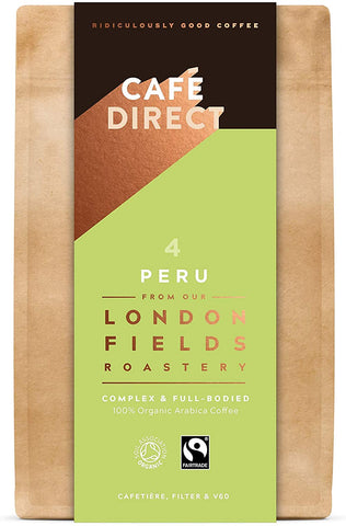 Cafe©Direct Peru FT Organic Ground Coffee 200 g