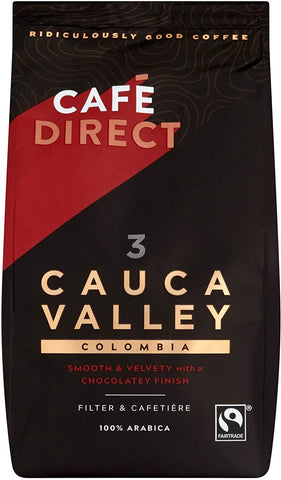 Cafe©Direct Cauca Valley FT Ground Coffee 227 g