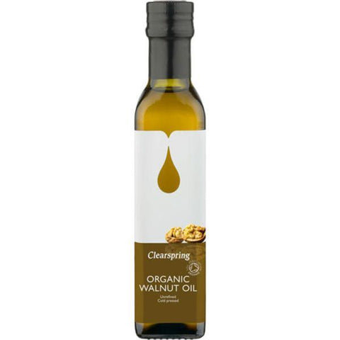 Clearspring Organic Walnut Oil 250ml