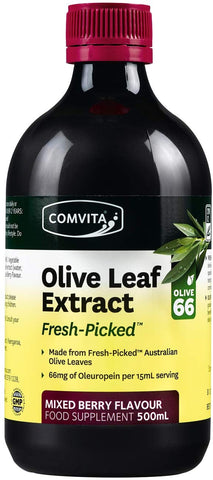 Comvita Olive Leaf Complex Mixed Berry 500ml